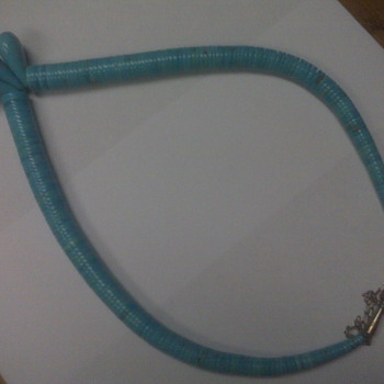 Turquoise Necklace (super heavy) 