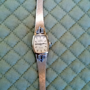 Grandmother&#039;s Jules Jurgenson Ladies Watch - Wristwatches