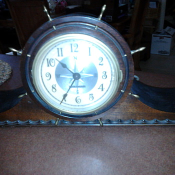 Seth Thomas Nautical Clock - Clocks