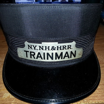 NEW HAVEN RAILROAD HAT - Railroadiana