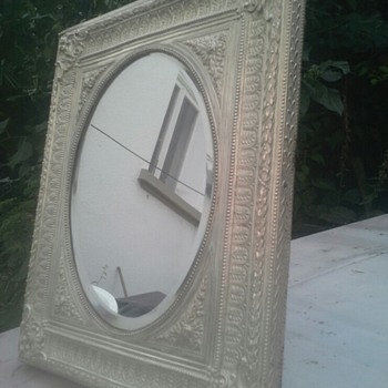 an older table mirror - Furniture