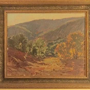 California impressionists - Visual Art