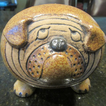 Big Shoulders meet Big Head - Art Pottery