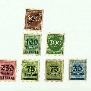Stamp from over the world - Stamps