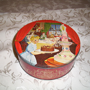 sunbeam bread cake tin - Advertising