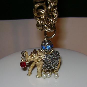 Napier Elephant Bracelet