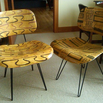 fiberglass chairs
