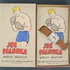 1947 Joe Palooka Boxing Comic Watch by New haven in Original Box