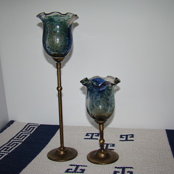 Memories from Greece - Art Glass
