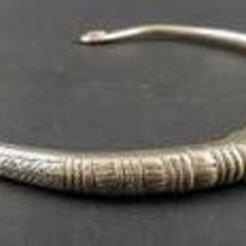1200 bc Indian Historical Hansuli Jewellry