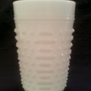 milk Glass, E.O Brody Glass, Depresson Glass - Glassware