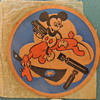 WW2 DISNEY DESIGNED PATCHES