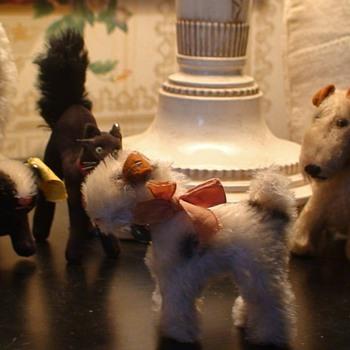 Steiff Miniatures Vintage