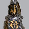 HJB Italy Art Pottery - Artist MARI