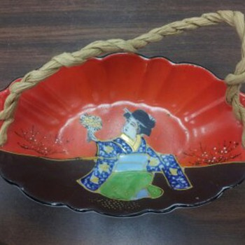 japanese basket - Asian