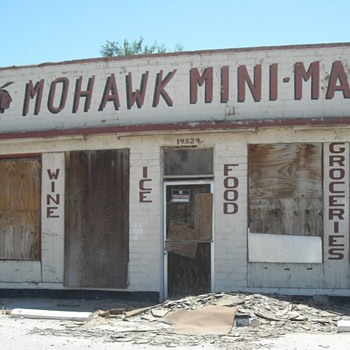 Mohawk Mini Mart Route 66