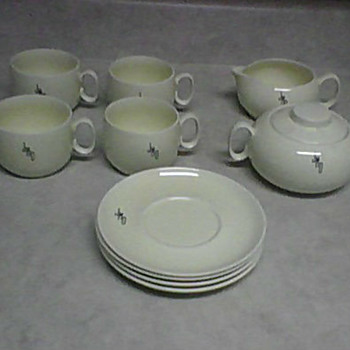CAVITT SHAW CHINA - China and Dinnerware