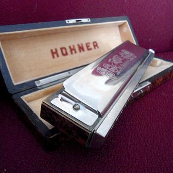 Chromonika 111 Hohner Harmonica - Musical Instruments