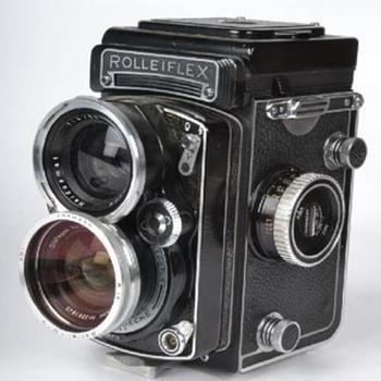 Rolleiflex Wide Angle - Cameras