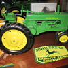 1954 Ertl John Deere 60 toy