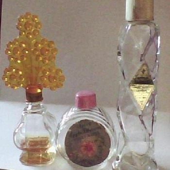 Lander&#039;s Perfume Bottles