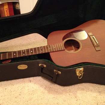 Vintage 1941 D-15 M Martin Guitar