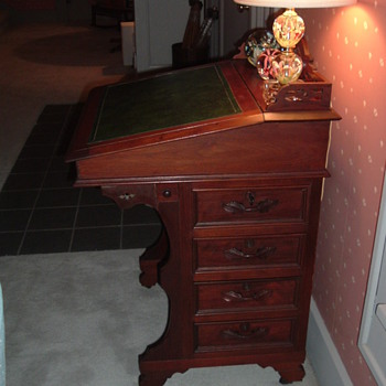 Captains Desk? - Furniture