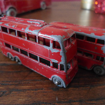 Lesney London Tourbus - Model Cars