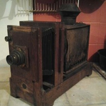 Very old wet camera - Cameras