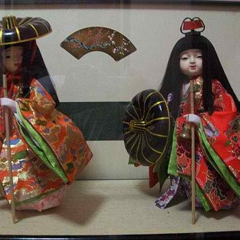 Shaman dolls - Dolls