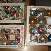 More Vintage Christmas Tree Glass Ornaments