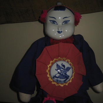 Doll from Communist China