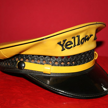 yellow cab hat - Hats