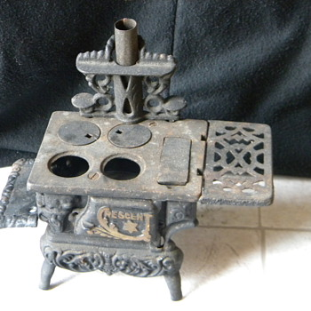 Small Cast Iron Stove