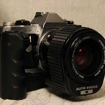 Pentax ME-F - Cameras