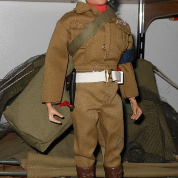 GI Joe Military Police Set