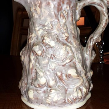 I really love this pitcher....My new favorite piece