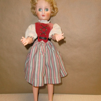 Eegee Doll With Fully Twisting Wrists