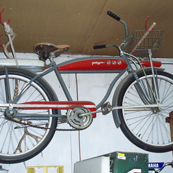 JC Higgins Bicycle - Sporting Goods