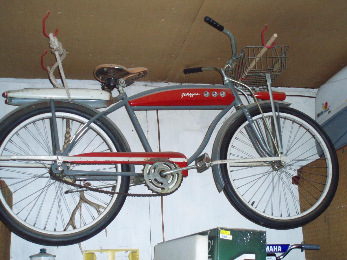 JC Higgins Bicycle | Collectors Weekly
