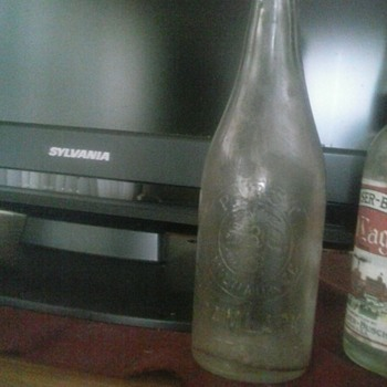 Pabst Blob Top Bottle