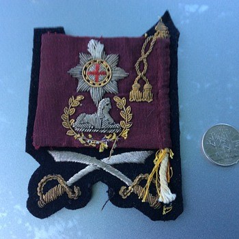 Unknown military service patch