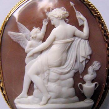 Venus & Cupid - Fine Jewelry