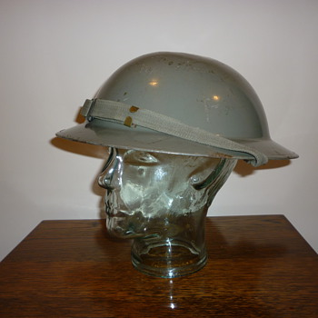 1956 Dutch steel helmet