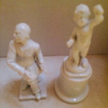 R  Ginori  Figurines - Figurines