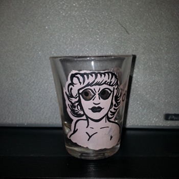 HUMOROUS SHOT GLASSES - Glassware