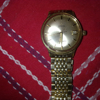 VINTAGE OMEGA SEAMASTER AUTOMATIC - Wristwatches