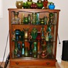 Another Cabinet W/ Loetz & Friends Vases...following Macs Post!