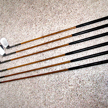 Are these golf clubs collectibles?