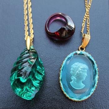 Jewellery by Hoya Crystal - Costume Jewelry